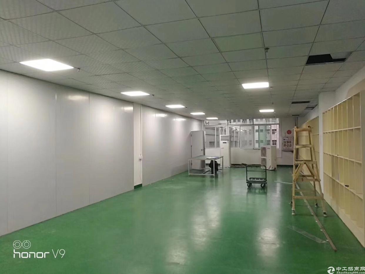 厂房在黄陂前川,面积2000平方,有现成办公室,精装修厂房出-图5