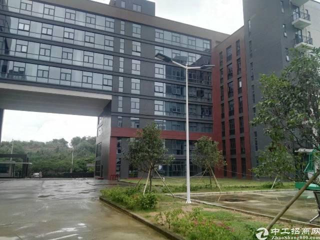 光明新区楼上4000平厂房出租