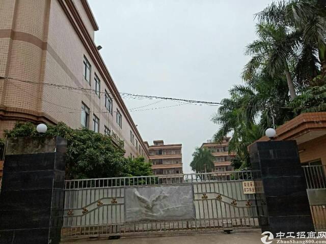 虎门镇沿江高速口新出厂房6500平方,原房东出租,独门独院!