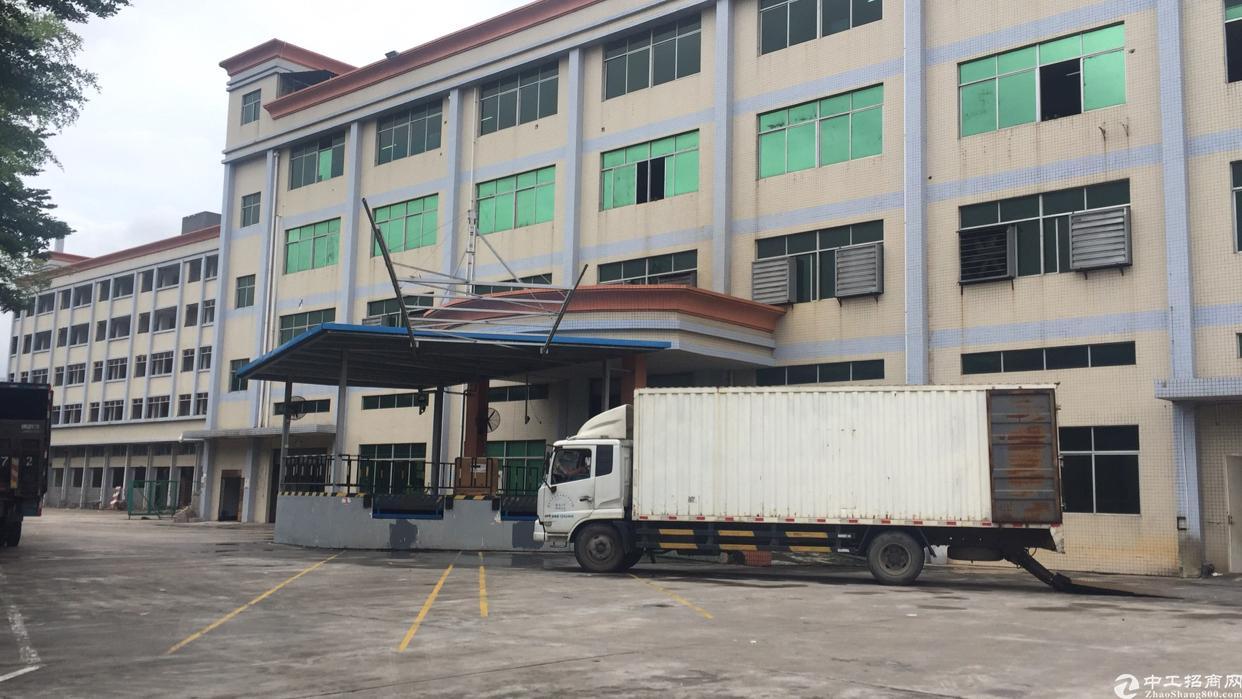 南光高速口9600平米独院厂房招租