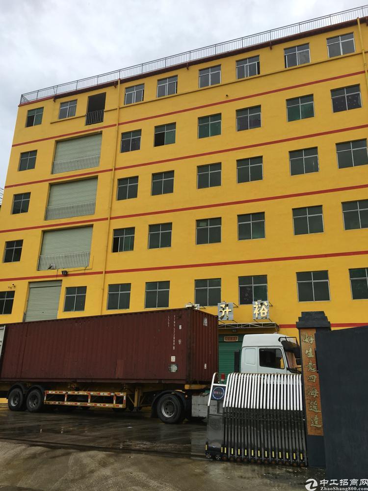 龙岗龙西五联新出独院厂房4000平方带宿舍