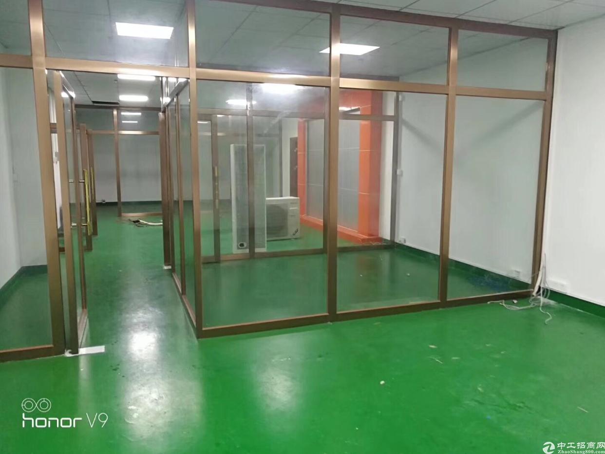 厂房在黄陂前川,面积2000平方,有现成办公室,精装修厂房出-图2