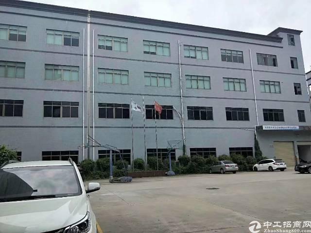 大形工业园区内新空出一楼厂房招租