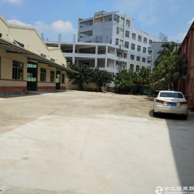 平湖4000钢构厂房出租