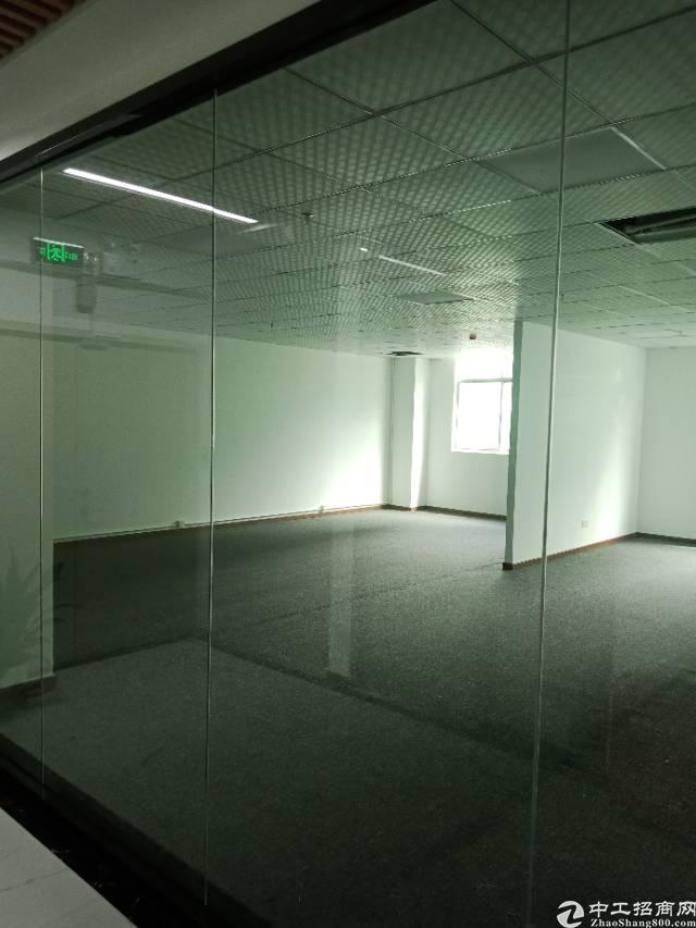 布吉天虹让新出400平厂房,可分200平,精装修,