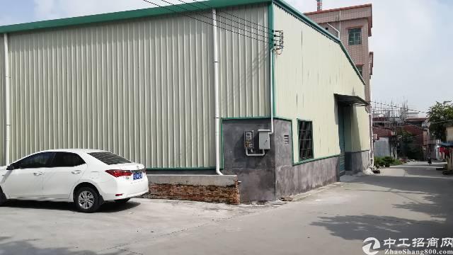 茶山镇下朗村工业区新出厂房原房东出租