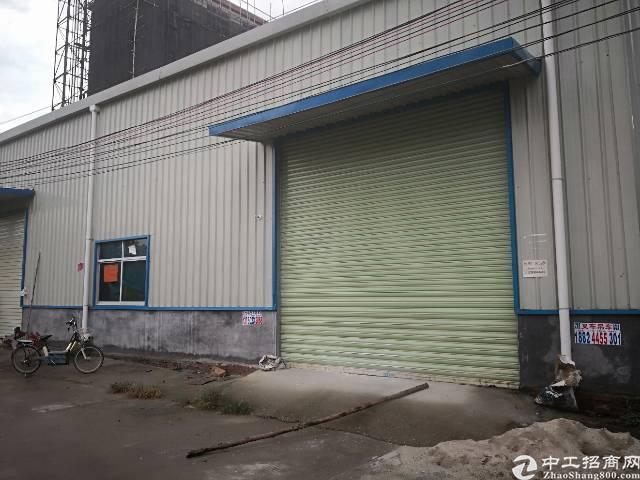 黄江镇原房东钢构500平方出租