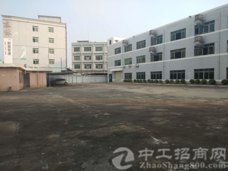 寮步镇新出原房东标准厂房1200平方火爆招租中