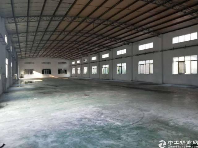 公明新出6500平米独院钢构厂房出租