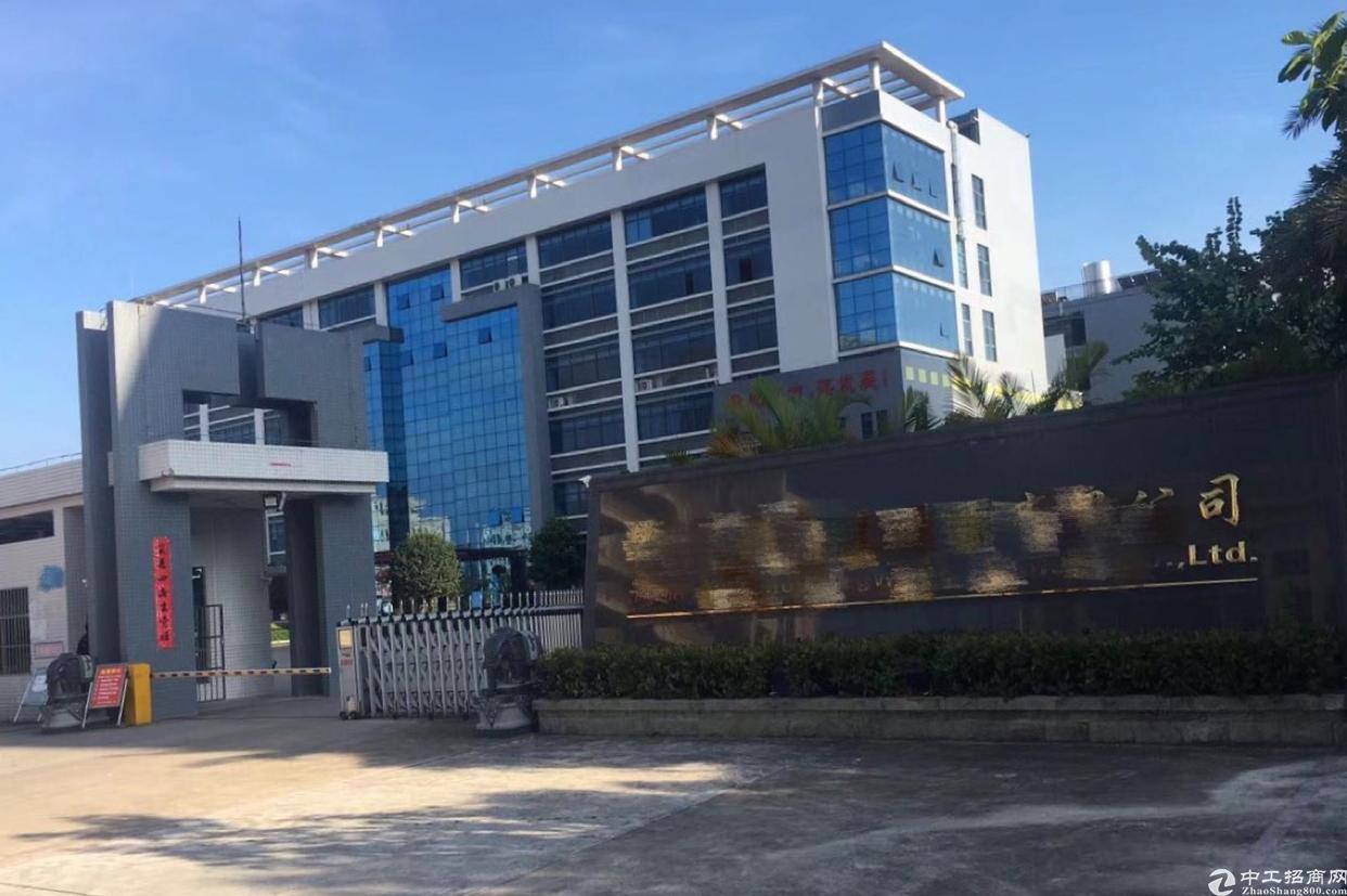 仲恺高新区工业园区标准厂房稀缺一楼1500平方