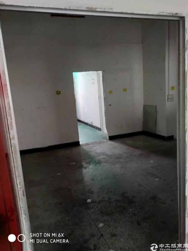 西乡九围洲石路附近大型工业园一楼标准厂房1200平出租