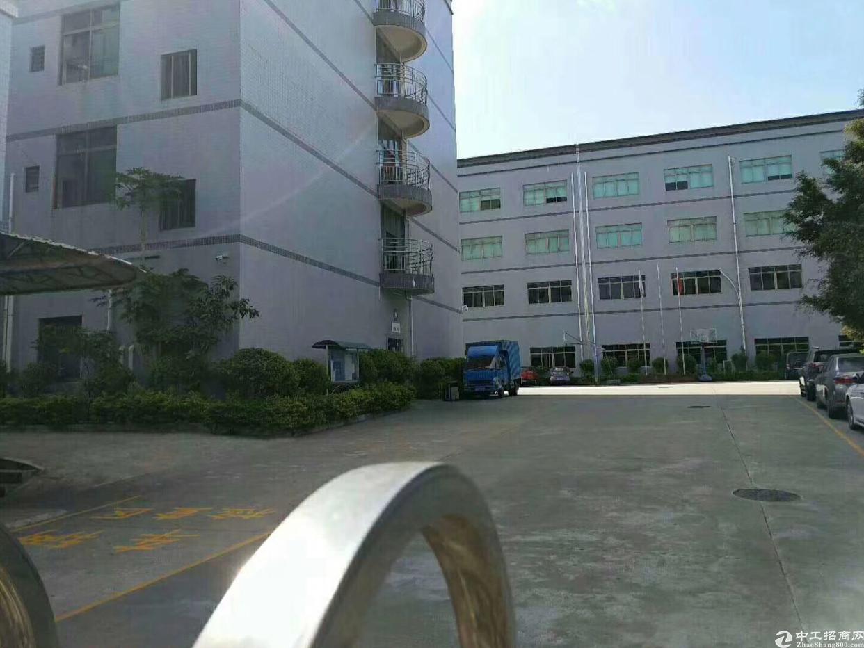 独院厂房分租1-3楼每层2000平方