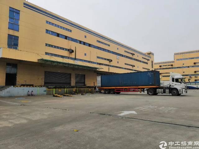 福永大型物流园带卸货平台
