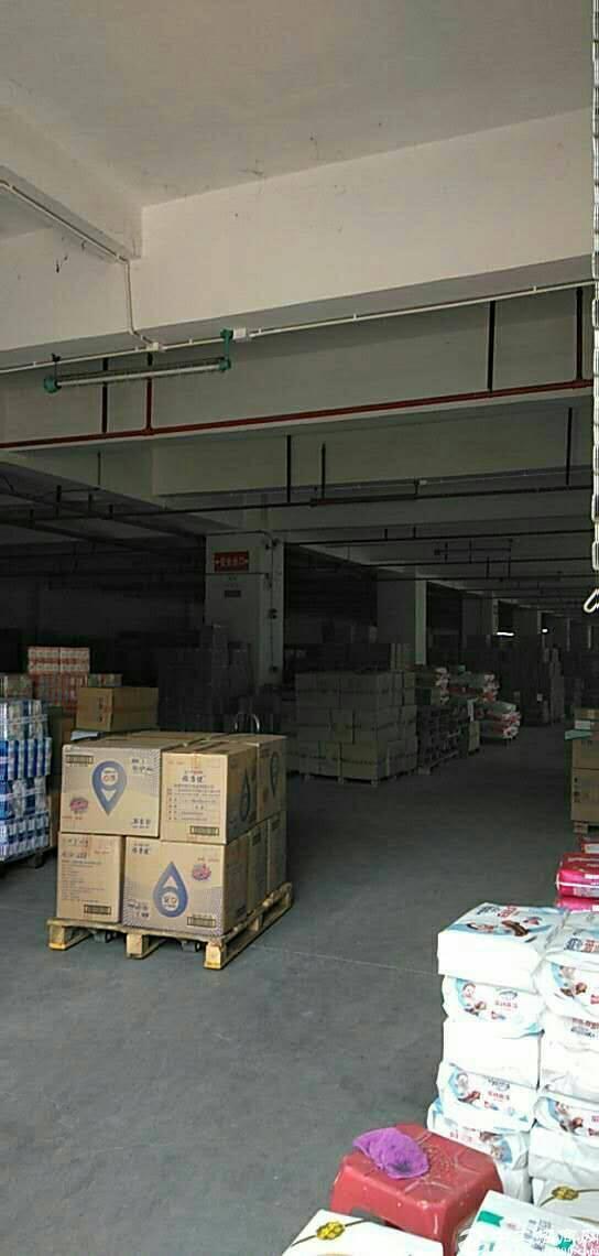 布吉新出厂房一楼,2200平,证件齐全,租金35适合物流仓库