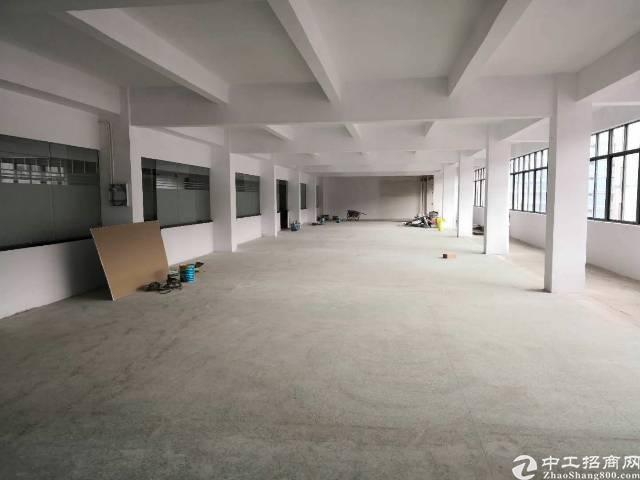 西乡西城工业区1200平新装修厂房