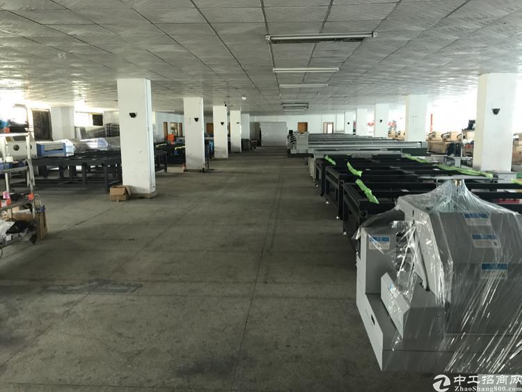 新木原房东二楼厂房出租1800平