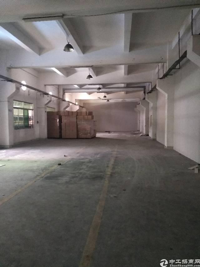 新空出单一层450平方标准厂房