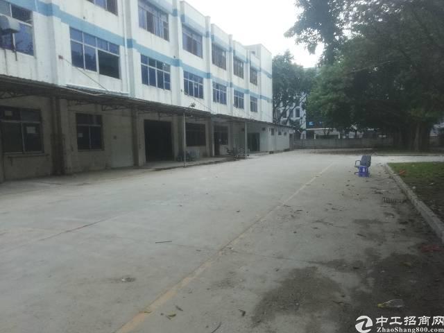 西乡黄田独栋厂房招租