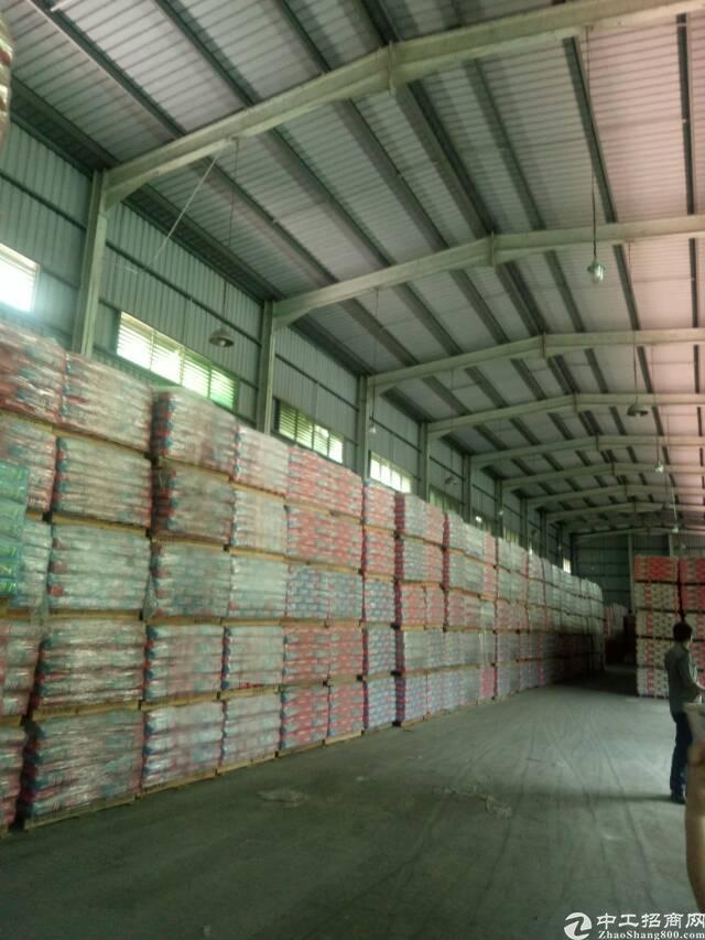 深圳龙岗平湖滴水12米钢构厂房750平方