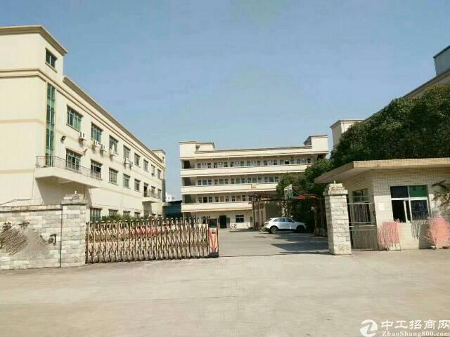 黄江镇靠近樟木头标准厂房