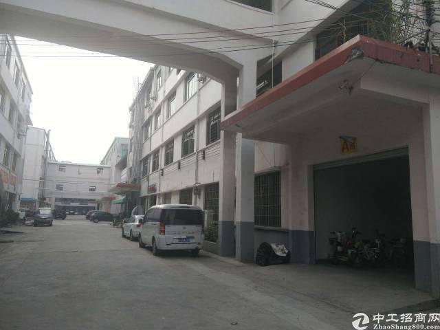 茶山镇上元村168工业区厂房分租三楼650平方