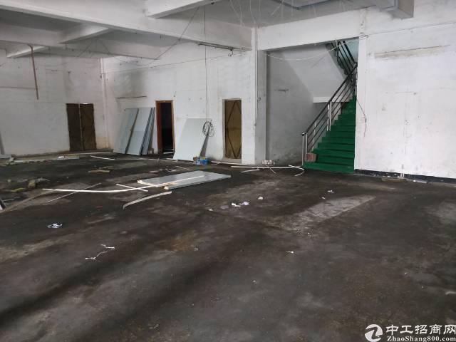 寮步镇独栋民房1-4层1500平方出租