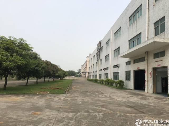 道滘镇独门独院1800平米标准厂房出租