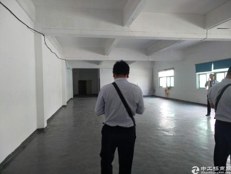 沙井上南新出二楼450平米厂房出租
