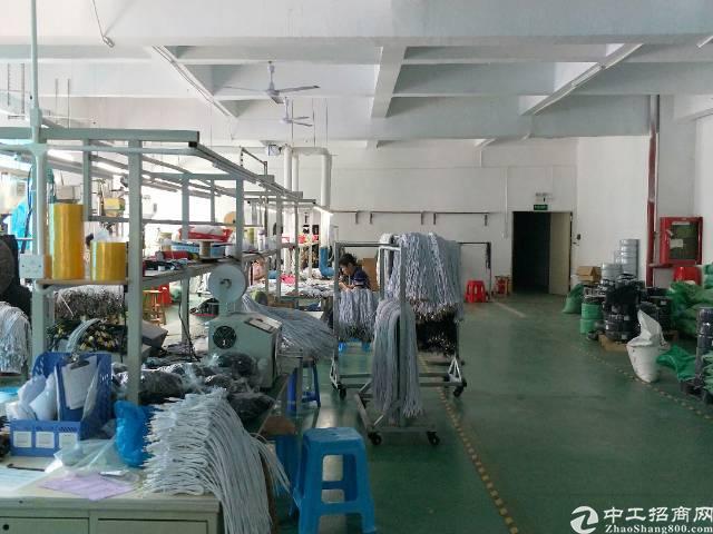 宝安西乡鹤洲540平米厂房转租