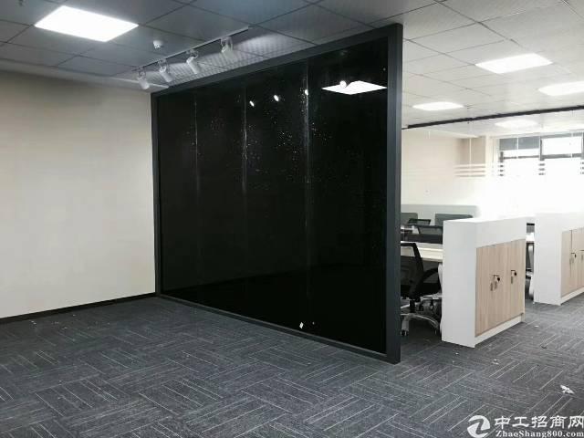 (出租)固戍地铁口.u+研发中心.精装修带家私.面积可组合