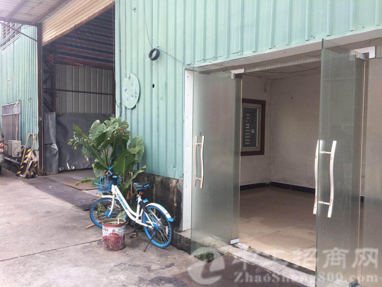 寮夏村工业园单一层厂房1100方加650方火爆招租,电400