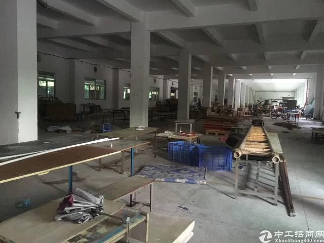 平湖新出杉坑工业区二楼整层1300平方招租