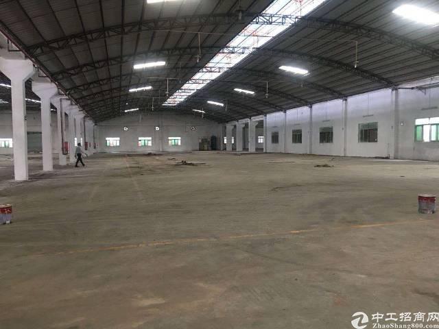 万江经典小独院厂房出租2180平方单一层