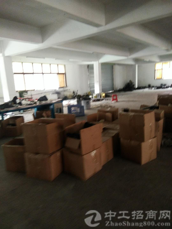【超低价厂房】厚街镇西环路厂房2楼厂房1000平米报价10块