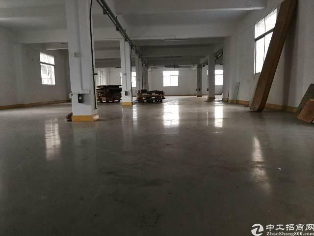 惠州惠城区小金口新出3600平独院标准厂房出租