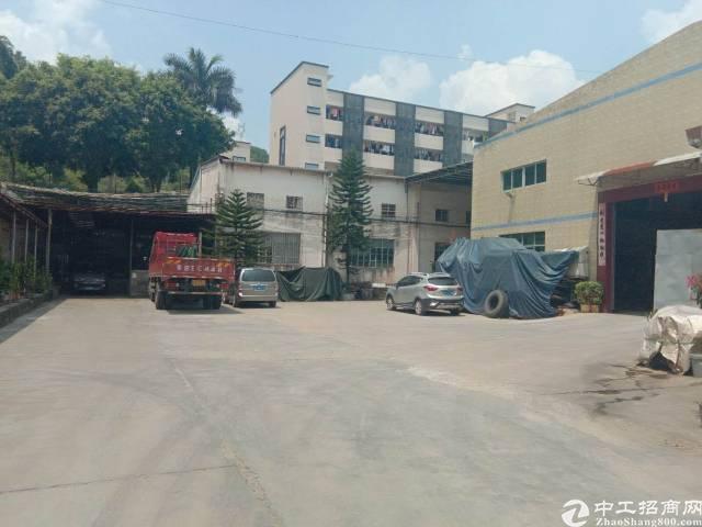 龙岗龙东义乌附近带装修厂房1400平