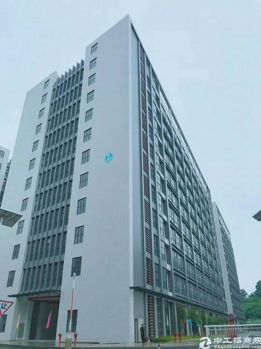 深圳政府高新园32000平红本厂房招租