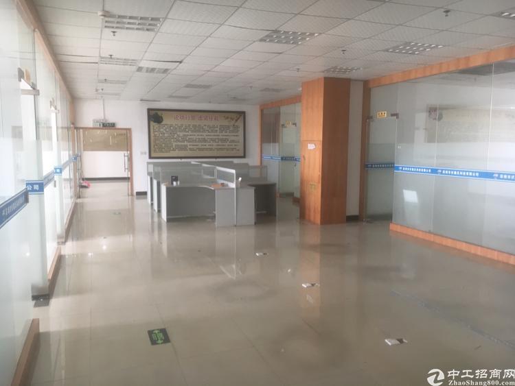 福永和平新出楼上1800平方厂房出租