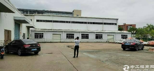 坂田雪象工业区新出1000平超高钢结构厂房出租