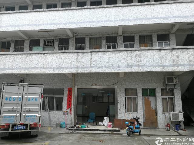 凤岗镇雁田新出带办公室标准厂房一楼300平