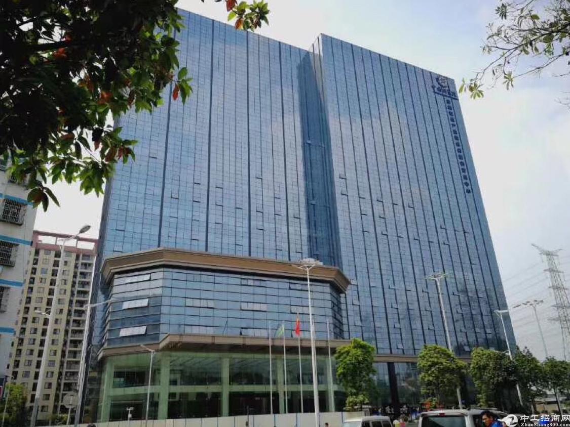 东莞市镇中心写字楼酒店公寓业主直租