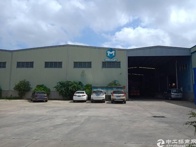 全新钢构单一层原房东厂房