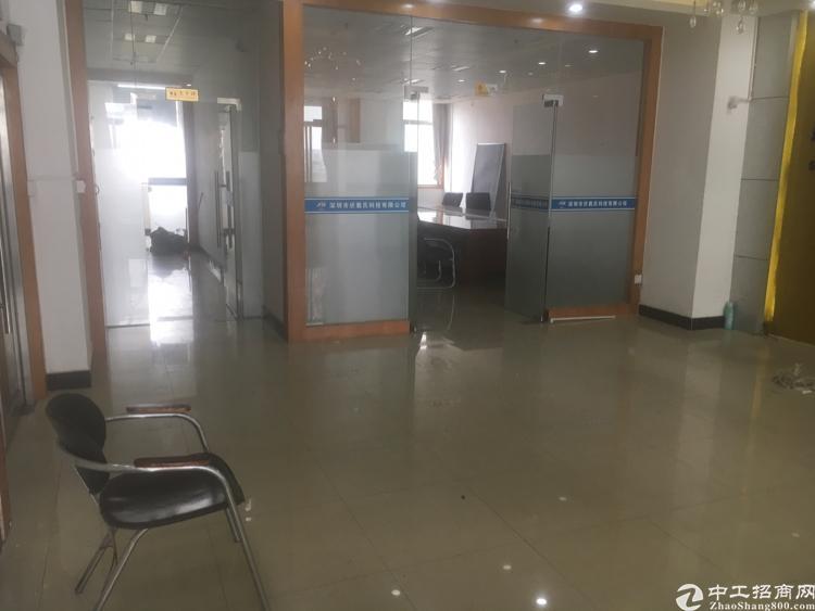 福永大洋田新出楼上1500平方带装修厂房出租-图6