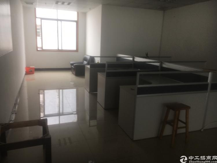 福永大洋田新出楼上1500平方带装修厂房出租-图4