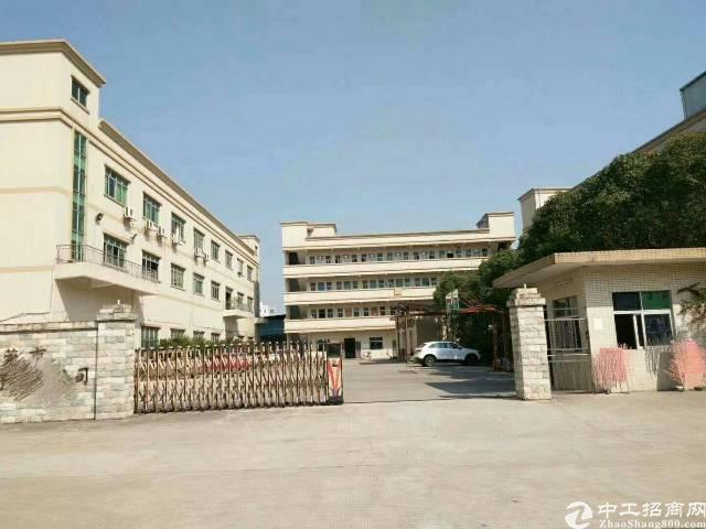 博罗县原房东全新标准厂房5000方招租-图2