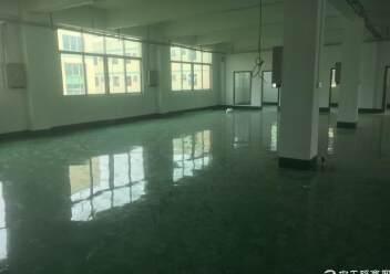 福永和平新出楼上1500平方厂房出租图片3