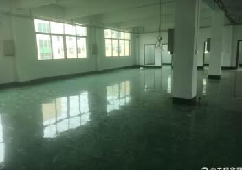 福永和平新出楼上1500平方厂房出租图片1