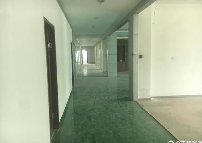 福永和平新出楼上1500平方厂房出租