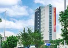 福永机场附近3000带装修写字楼大小可分租
