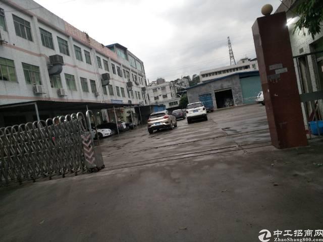 凤岗原房东独院厂房出租